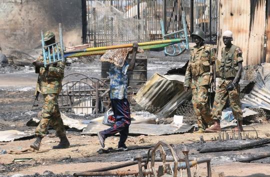 UN Condemns Ethnic Killings in South Sudan