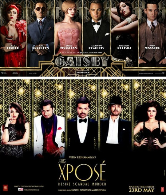 Xpose and The Great Gatsby
