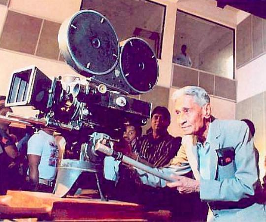 Cinematographer V.K. Murthy