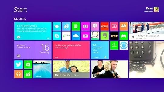 Start Menu to Return to Windows 8 in August