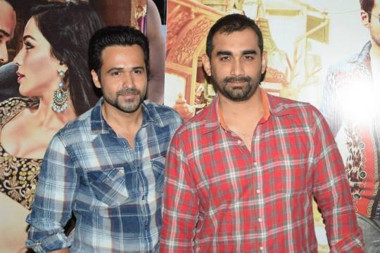 Emraan Hashmi and Kunal Deshmukh