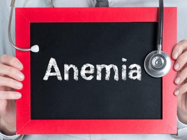 Foods To Treat Anaemia