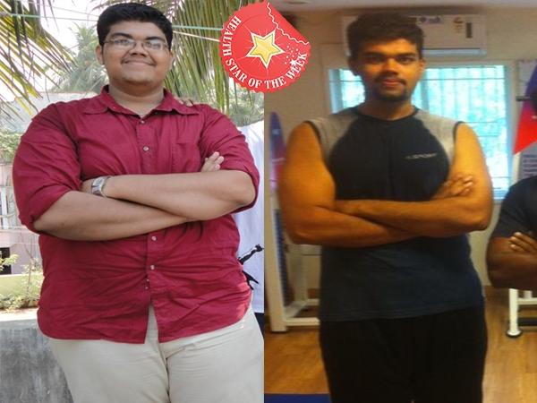 Health Star Of The Week: Prasad's Wardrobe Change