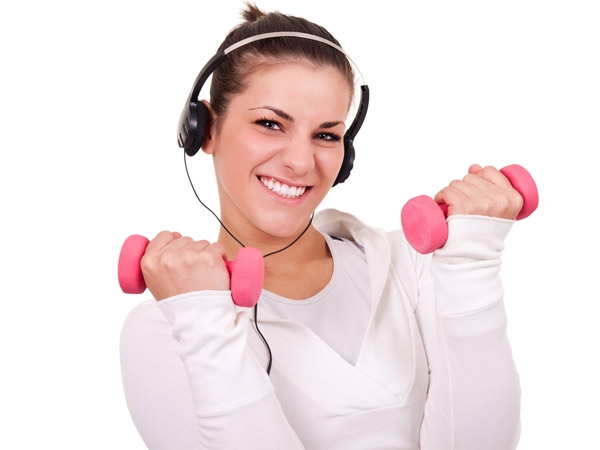 What Makes Music and Exercise the Perfect Combo?