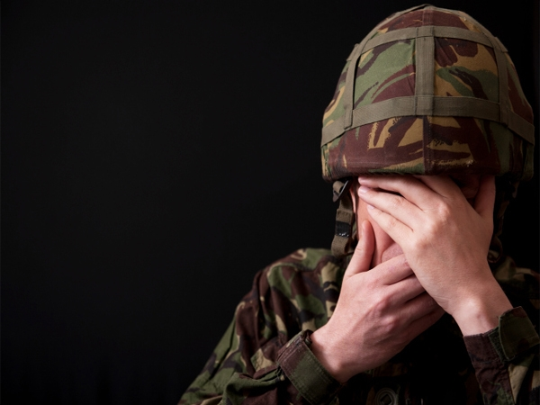 The Trauma Of Soldiers