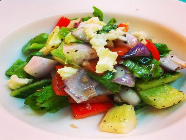 Healthy Salad Recipe: Greek Salad