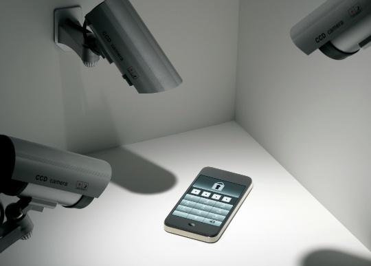 Smartphones Making Spying Easier