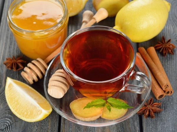 Honey Ginger Tea Recipe