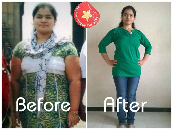 Health Star Of The Week: Sonia's Lifestyle Change