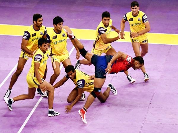 Sport Skills: Kabaddi
