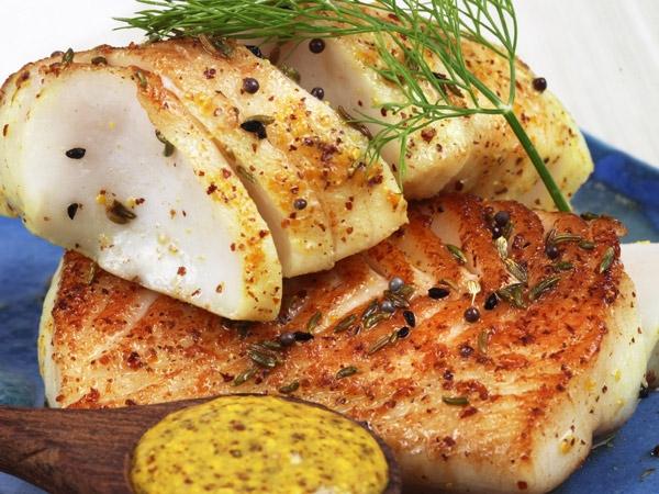 Panch Phoran Scented Grilled Bengali Fish