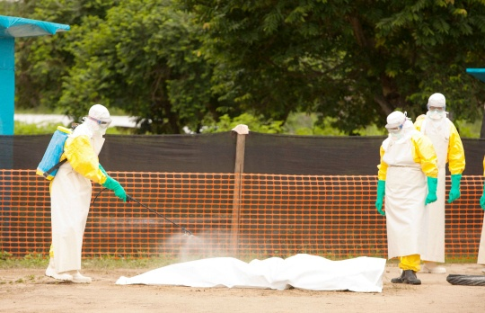 Ebola Toll Hits 887 in West Africa