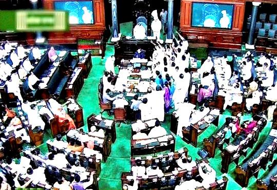 Congress Demands Suspension of Question Hour in Lok Sabha
