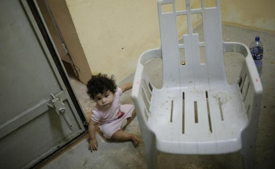 Israel-Gaza Crisis: A Tale of Two Shelters