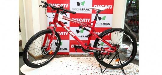 Ducati Launches its Premium Bicycles in India