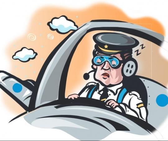 Pilot Sleep
