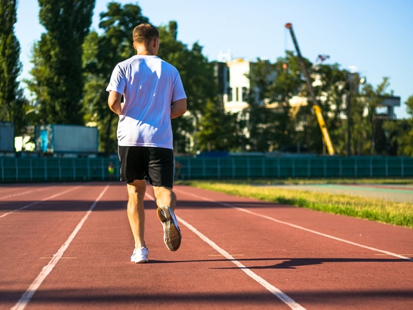 Run The Retro Way For A Fitter You