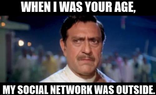 Amrish Puri Meme