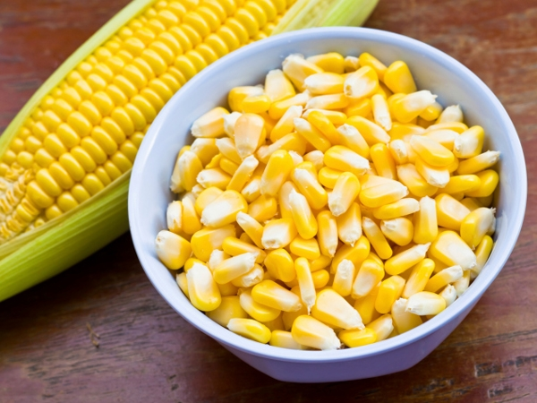 Healthy Snack Recipe: Grilled Corn Toast