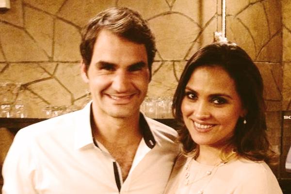 Federer and Lara