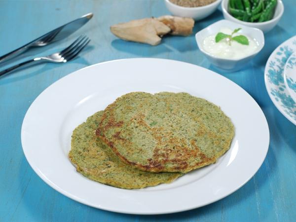 Healthy Recipe: Green Gram Pancakes