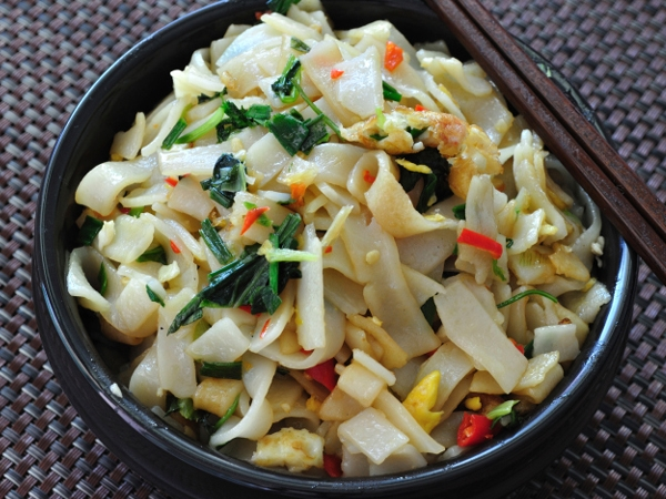 Healthy Recipe: Malaysian Noodles