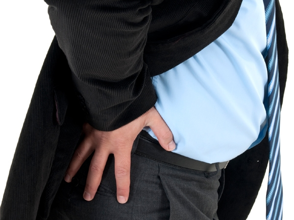 Being Overweight May Not Be The Cause Of Back Pain
