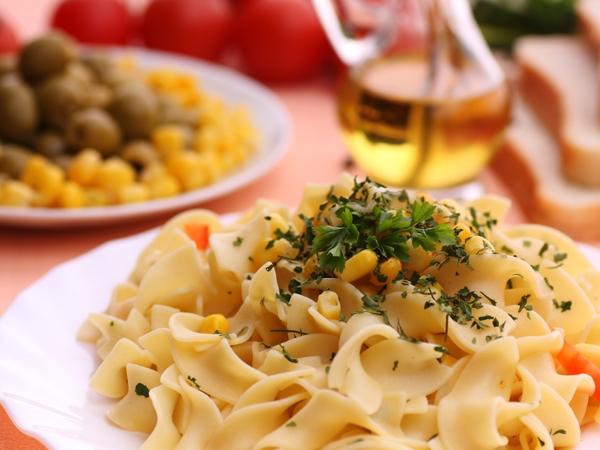 Basil And Corn Pasta Recipe