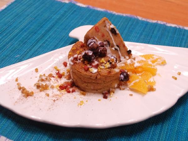Festive Plum Pudding Recipe