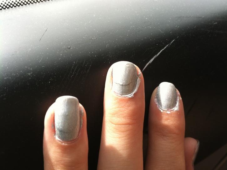 Nail Paint reality