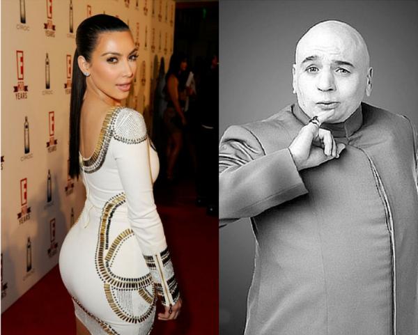 kim kardashian lookalike wannabe