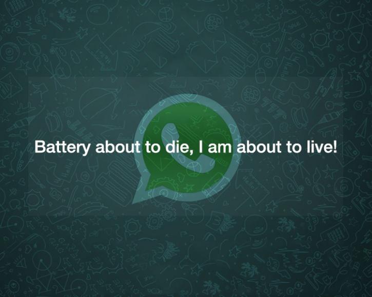 Hilarious WhatsApp Statuses