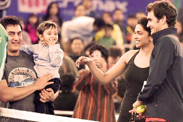 Aamir, Deepika and Fedex