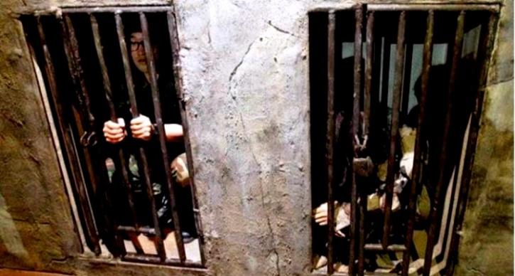 Korean jail