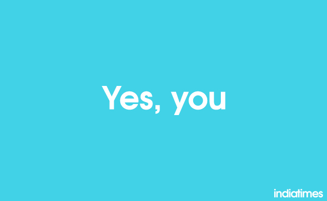 Yes, You