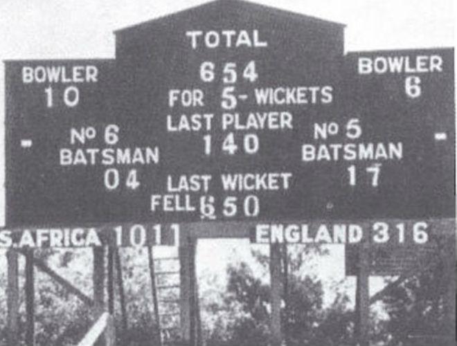 Timeless Test 1939