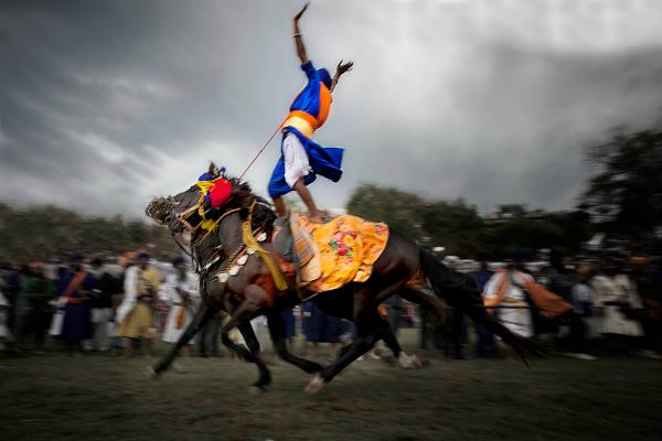 sikh horseriding