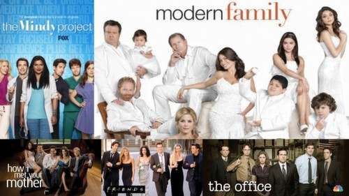 American sitcoms