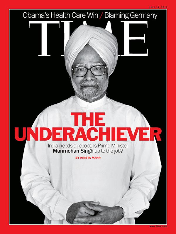 time magazine manmohan singh