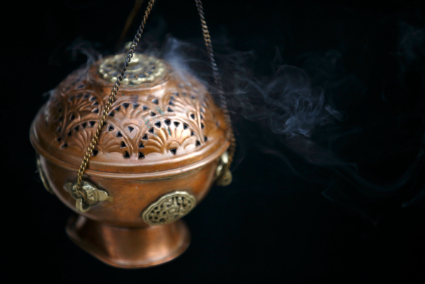 incense ceremony