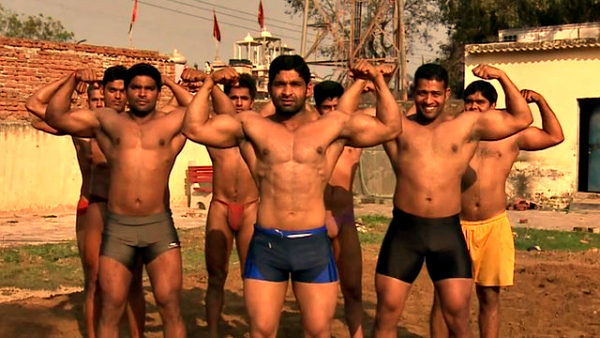 strongmen of india traditional