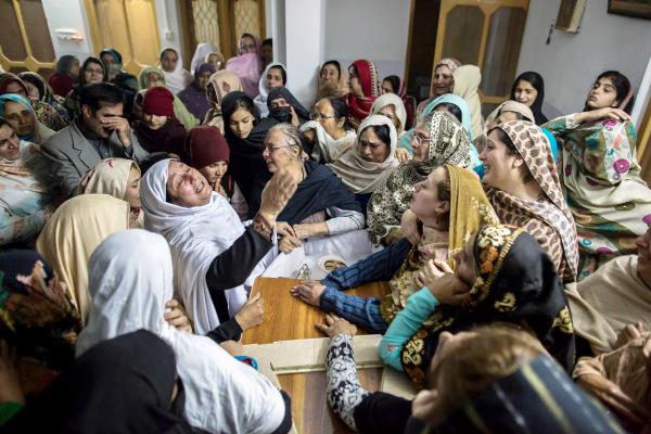 peshawar death grief