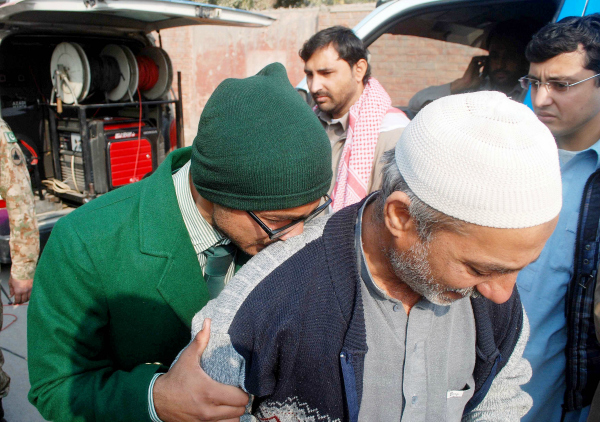 crying after death in peshawar