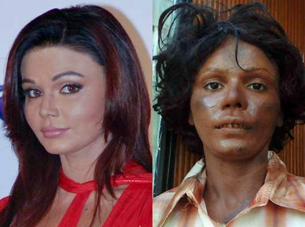 rakhi without makeup