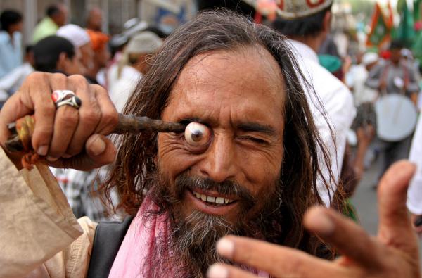 eye popping eyes india