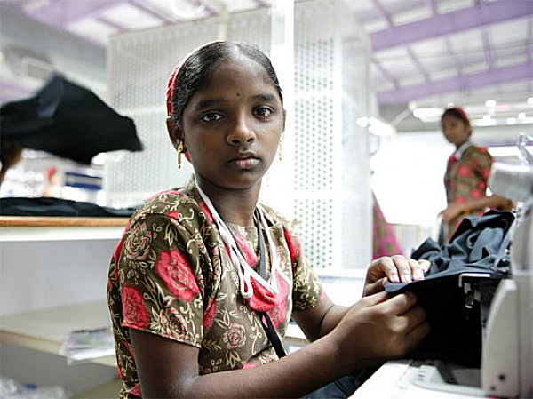 child labour in garment sector