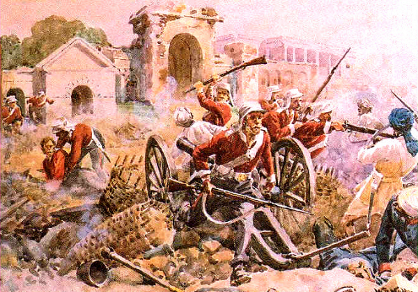 first war of independence india