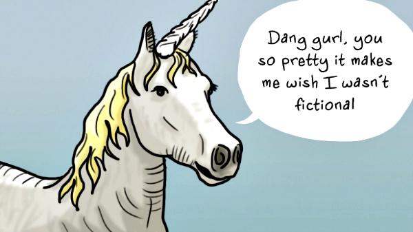 Am i too unicorny?