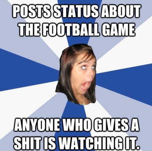 Football status
