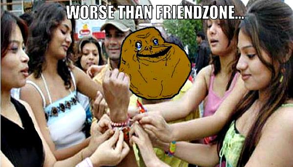 friendzone bhaizone
